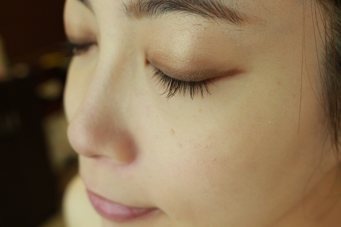 EXCEL 四色眼影盤 SR01 媲美Lunasol 日本必買眼影 日本藥妝戰利品 (47)