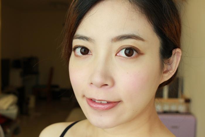 EXCEL 四色眼影盤 SR01 媲美Lunasol 日本必買眼影 日本藥妝戰利品 (35)