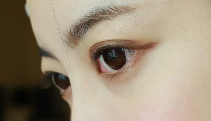 EXCEL 四色眼影盤 SR01 媲美Lunasol 日本必買眼影 日本藥妝戰利品 (34)