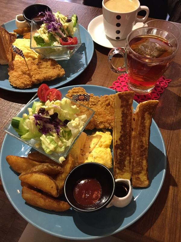 板橋早午餐府中站brunch-野豬核桃-CP值高超美味好吃-野豬霸王 (5)