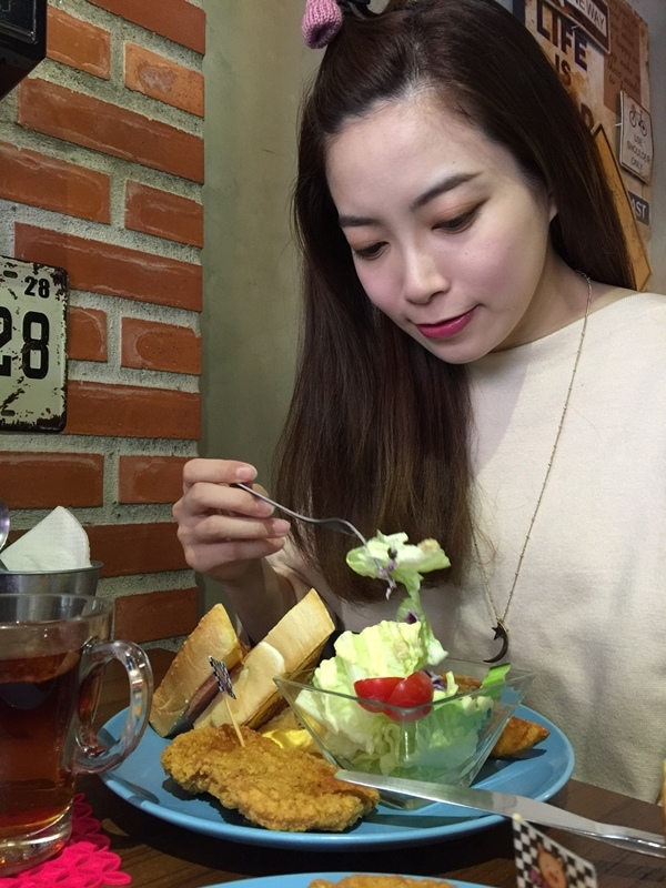 板橋早午餐府中站brunch-野豬核桃-CP值高超美味好吃-野豬霸王 (16)