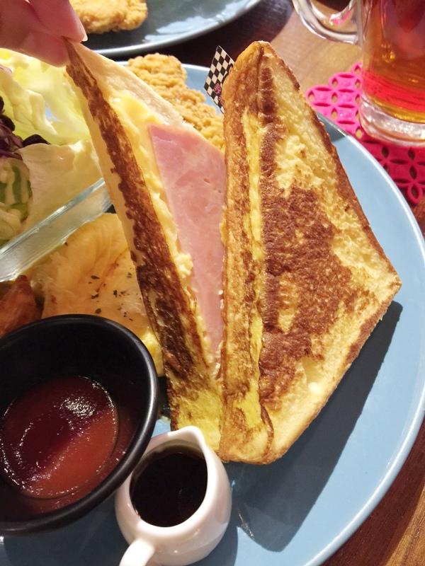 板橋早午餐府中站brunch-野豬核桃-CP值高超美味好吃-野豬霸王 (15)