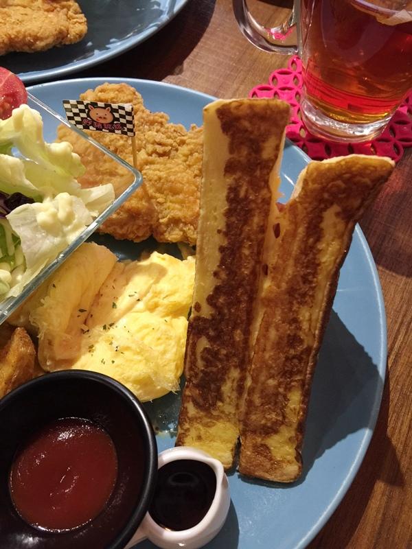 板橋早午餐府中站brunch-野豬核桃-CP值高超美味好吃-野豬霸王 (8)