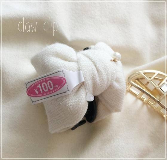 日本戰利品-百元首飾-chica-3 coins-百元商店三百元均一價-便宜質感首飾髮飾耳環項鍊珠寶盒-日本必逛 (14)