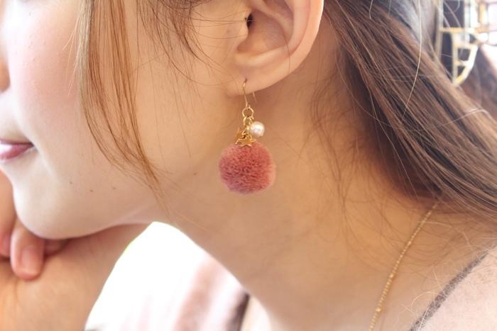 日本戰利品-百元首飾-chica-3 coins-百元商店三百元均一價-便宜質感首飾髮飾耳環項鍊珠寶盒-日本必逛 (6)