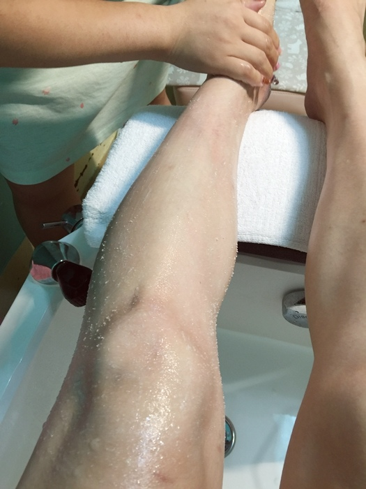 孕婦日記-孕婦的產前待辦事項-足部保養磨腳皮修指甲剪指甲腳趾甲-TRIND保養-midori nail彌朵莉貓窩美甲室 (25)