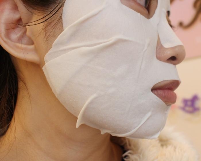 COVERMARK 極緻頂級抗皺面膜-使用心得 (10)