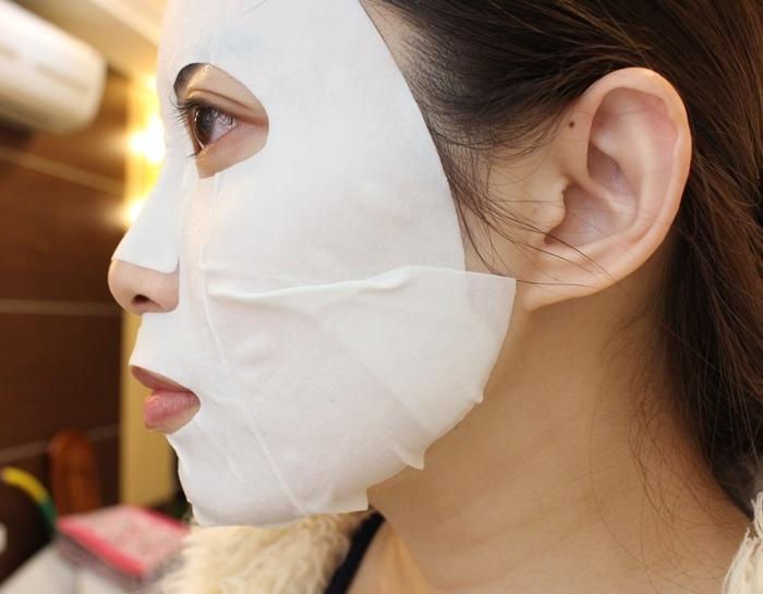 COVERMARK 極緻頂級抗皺面膜-使用心得 (9)