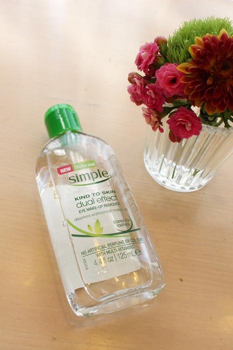 英國開架保養品牌第一名Simple清妍-Simpel清妍植萃純淨卸妝油-雙效輕柔眼唇卸妝液-Simple清妍潤澤修護乳液 (154)
