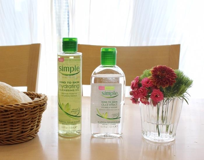 英國開架保養品牌第一名Simple清妍-Simpel清妍植萃純淨卸妝油-雙效輕柔眼唇卸妝液-Simple清妍潤澤修護乳液 (152)