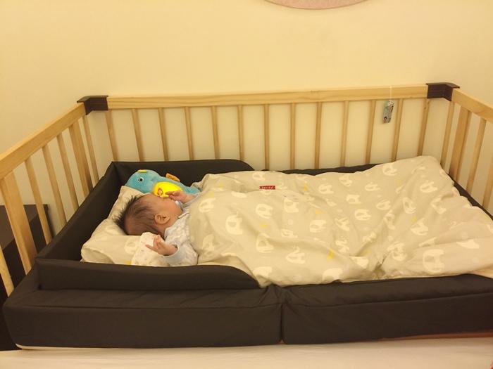 日本farska嬰兒床墊-compact bed series 透氣好眠可攜式床墊組 (113)