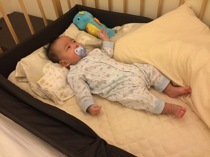 日本farska嬰兒床墊-compact bed series 透氣好眠可攜式床墊組 (103)