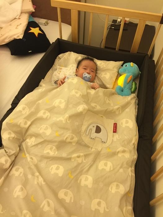 日本farska嬰兒床墊-compact bed series 透氣好眠可攜式床墊組 (106)