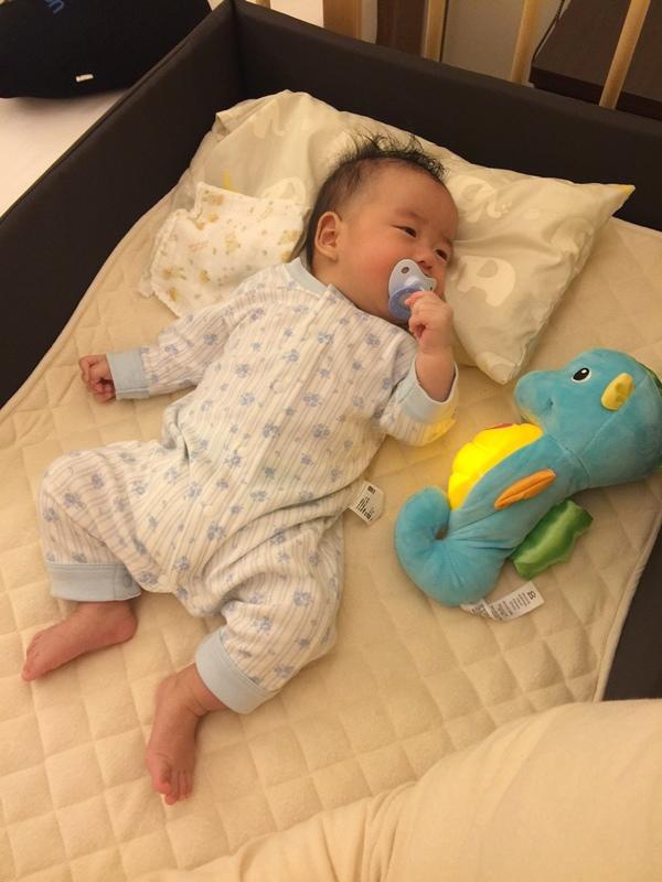 日本farska嬰兒床墊-compact bed series 透氣好眠可攜式床墊組 (117)