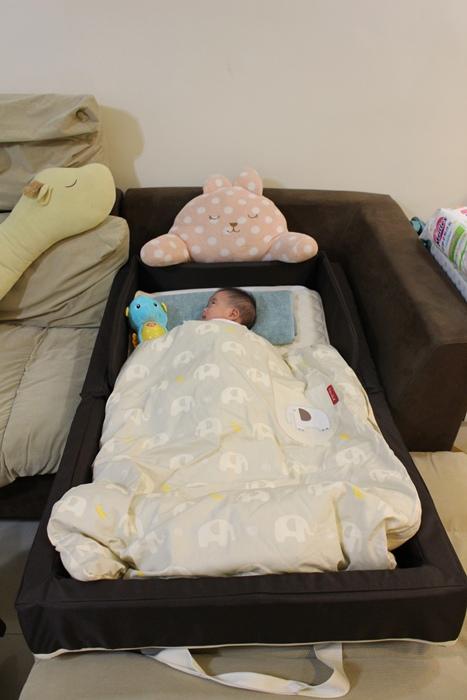 日本farska嬰兒床墊-compact bed series 透氣好眠可攜式床墊組 (73)