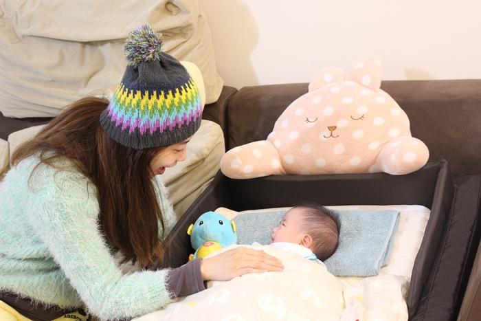 日本farska嬰兒床墊-compact bed series 透氣好眠可攜式床墊組 (76)