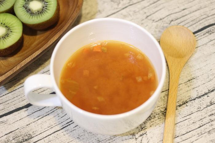 MUJI無印良品-沖泡湯塊-義式蔬菜湯-夜晚即沖即飲的宵夜湯品-羅宋湯 (11)