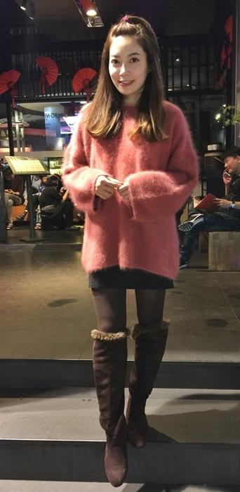 PLUUS 南西店-設計師NICK-媽媽的簡單清爽內彎直髮-外捲瀏海 (39)