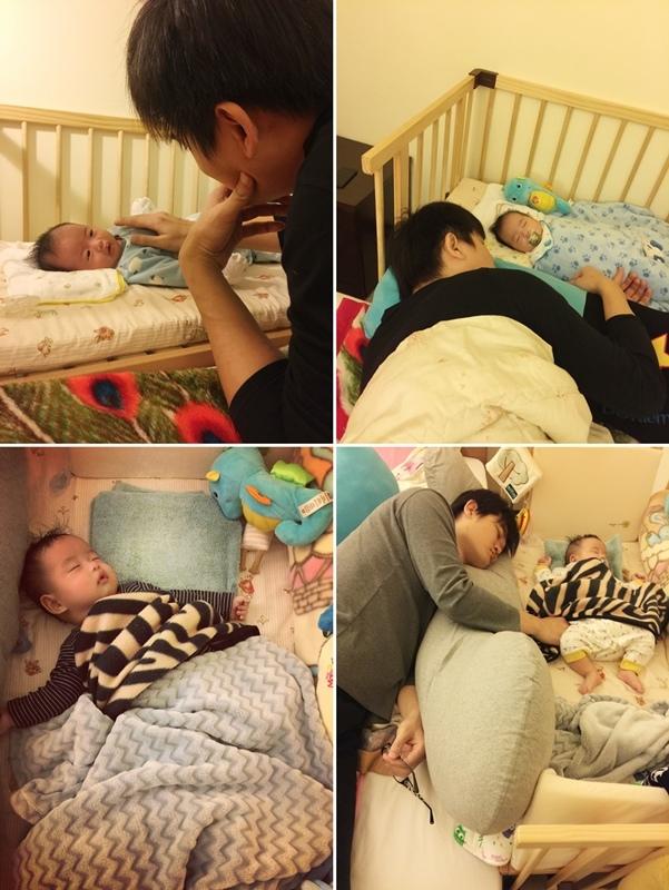färska-日本farska嬰兒床-Bed side bed-親子共寢多功能嬰兒床-無印良品風日系風嬰兒床原木色系-透氣好眠可攜式床墊組-COMPACT BED (61)