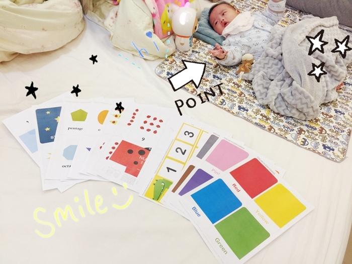 DIY自己動手做寶寶認知閃卡字卡數字卡圖片卡顏色卡-可愛閃卡下載網站 (2)