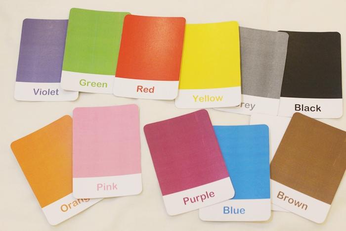 DIY自製寶寶閃卡字卡圖案卡顏色卡數字卡認知卡-含圖片下載 (1)