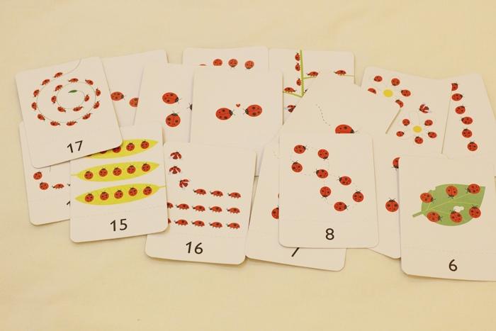 DIY自製寶寶閃卡字卡圖案卡顏色卡數字卡認知卡-含圖片下載 (4)