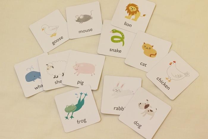 DIY自製寶寶閃卡字卡圖案卡顏色卡數字卡認知卡-含圖片下載 (2)