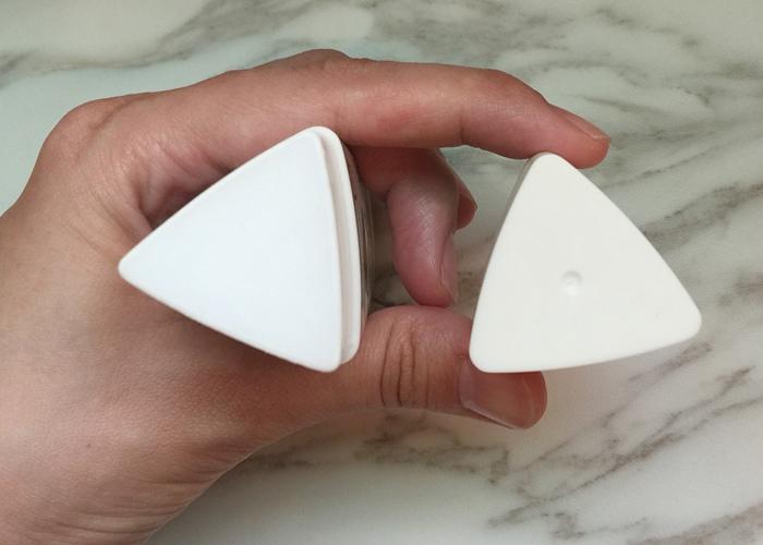 大創文具-Daiso-文青螢光筆-三角形口紅膠-手帳圓點貼紙-北極熊索引貼-黑板膠-三色粉筆 (16)