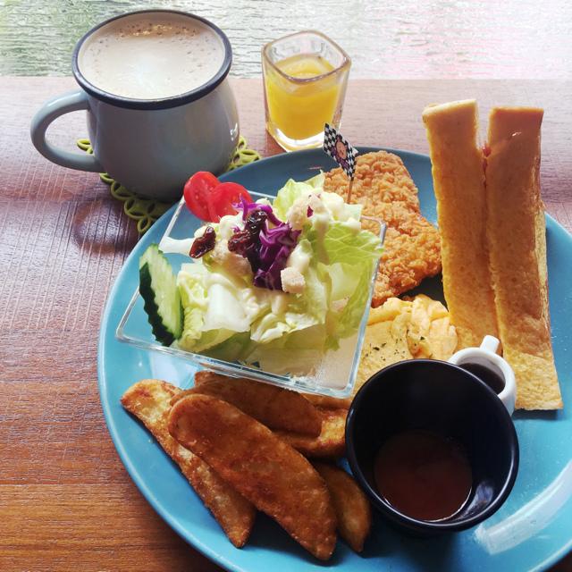 板橋早午餐brunch野豬核桃府中站後站商圈板橋外站 (12)