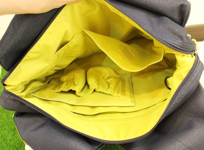 lassig 德國時尚丹寧托特媽媽包-環保回收材質-分層隔層尿布墊奶瓶保溫袋推車掛勾 (15)