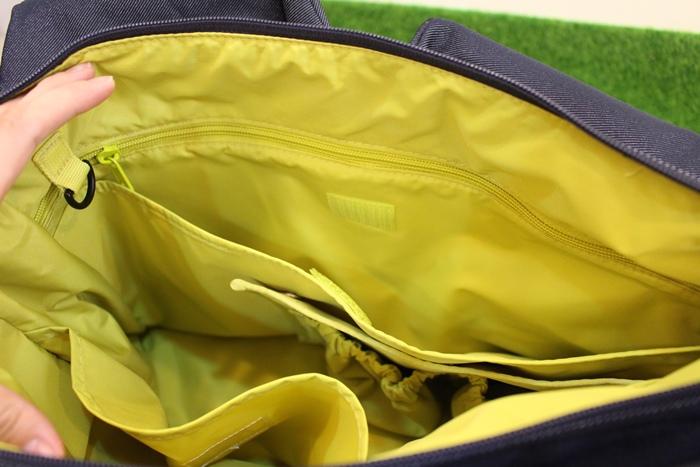 lassig 德國時尚丹寧托特媽媽包-環保回收材質-分層隔層尿布墊奶瓶保溫袋推車掛勾 (18)