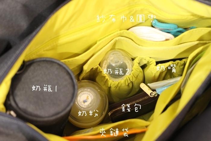 lassig 德國時尚丹寧托特媽媽包-環保回收材質-分層隔層尿布墊奶瓶保溫袋推車掛勾 (38)
