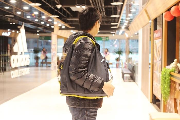 lassig 德國時尚丹寧托特媽媽包-環保回收材質-分層隔層尿布墊奶瓶保溫袋推車掛勾 (124)