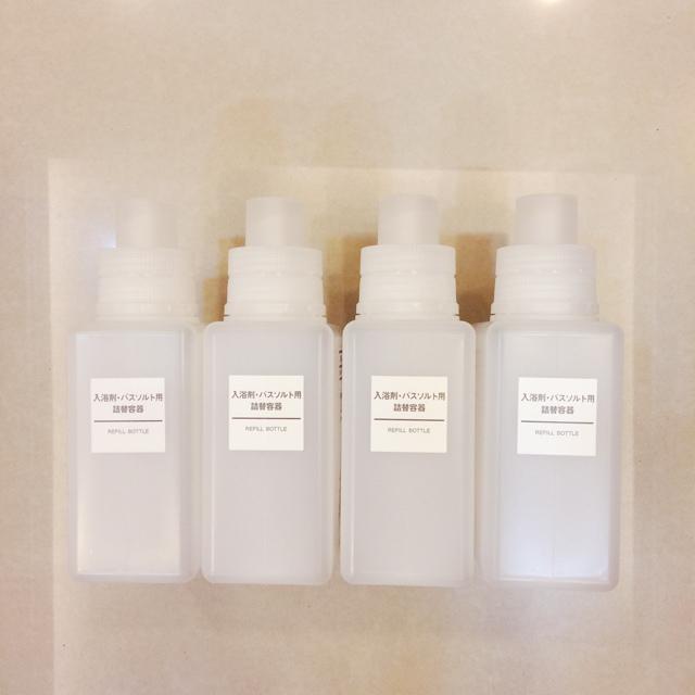 斷捨離與無印良品風的收納日常-morning cleaning-小蘇打粉與檸檬酸的收納-MUJI無印良品入浴劑補充瓶-IG風的主婦收納-梳妝台收納-保養品收納-彩妝品收納-大創PP盒 (6)