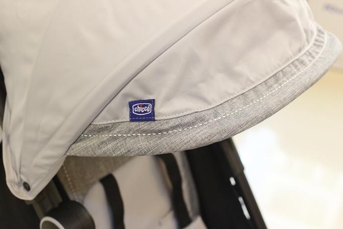 Miinimo Chicco推車嬰兒推車娃娃車-出遊旅行出國可攜帶上高鐵後車廂行李架-隋棠代言推車 (136)