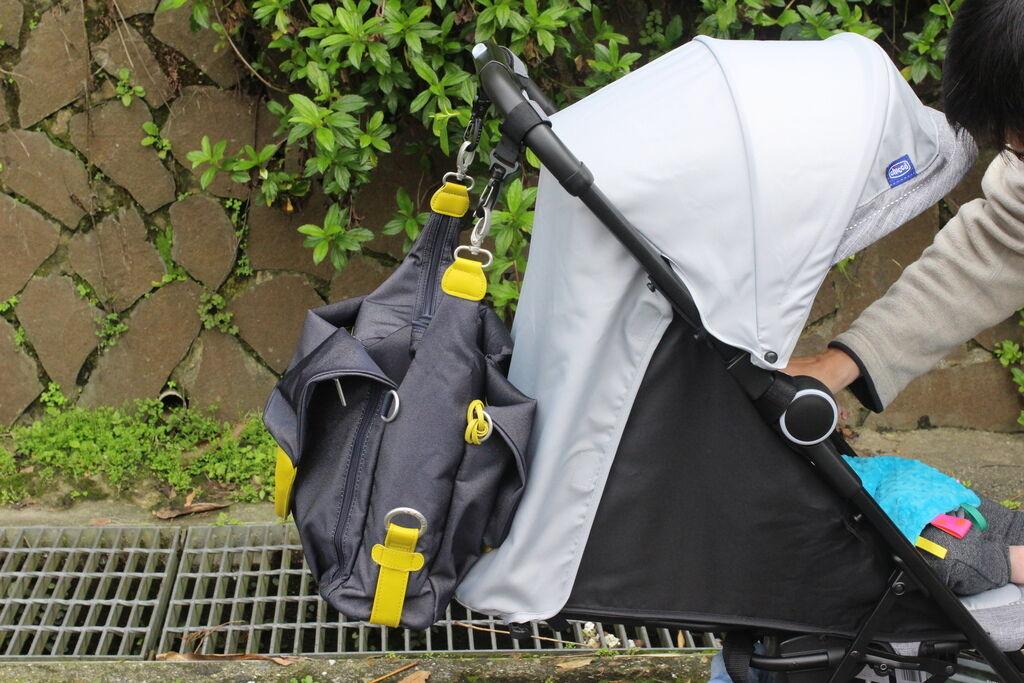 Miinimo Chicco推車嬰兒推車娃娃車-出遊旅行出國可攜帶上高鐵後車廂行李架-隋棠代言推車 (51)