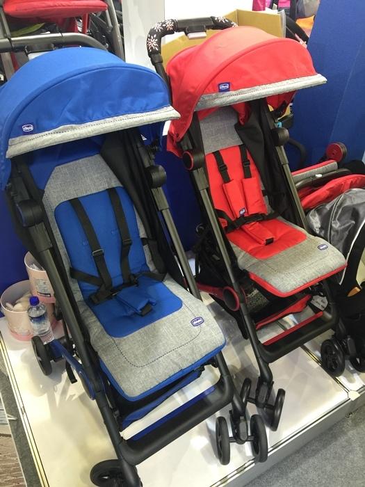 Miinimo Chicco推車嬰兒推車娃娃車-出遊旅行出國可攜帶上高鐵後車廂行李架-隋棠代言推車 (150)