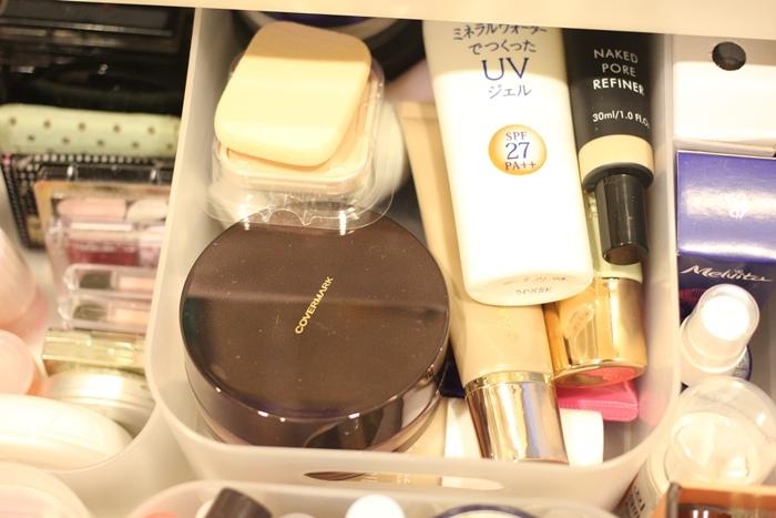 斷捨離與無印良品風的收納日常-morning cleaning-小蘇打粉與檸檬酸的收納-MUJI無印良品入浴劑補充瓶-IG風的主婦收納-梳妝台收納-保養品收納-彩妝品收納-大創PP盒 (58)