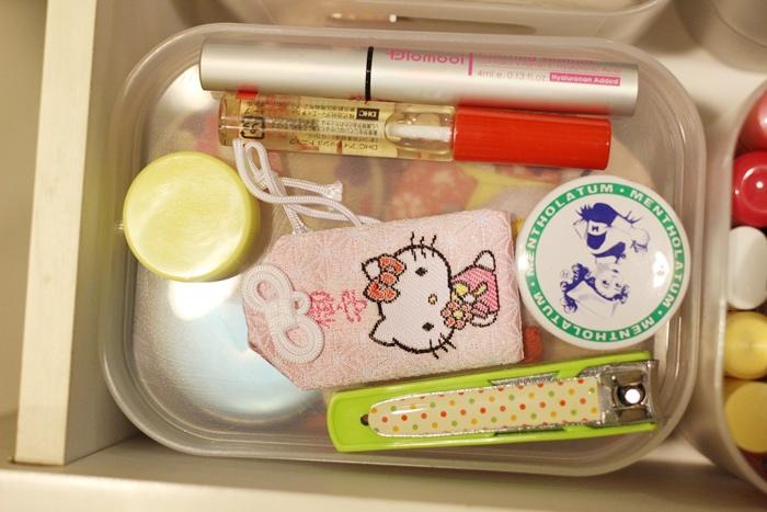 斷捨離與無印良品風的收納日常-morning cleaning-小蘇打粉與檸檬酸的收納-MUJI無印良品入浴劑補充瓶-IG風的主婦收納-梳妝台收納-保養品收納-彩妝品收納-大創PP盒 (67)