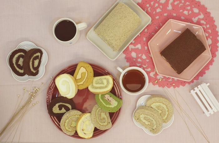小茶栽堂-小茶捲-最文青氣質彌月蛋糕彌月禮好選擇-黃槴烏龍茶小茶捲-巧克力烏龍茶捲-蜂蜜紅茶-北海道 (10)