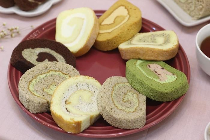 小茶栽堂-小茶捲-最文青氣質彌月蛋糕彌月禮好選擇-黃槴烏龍茶小茶捲-巧克力烏龍茶捲-蜂蜜紅茶-北海道 (16)
