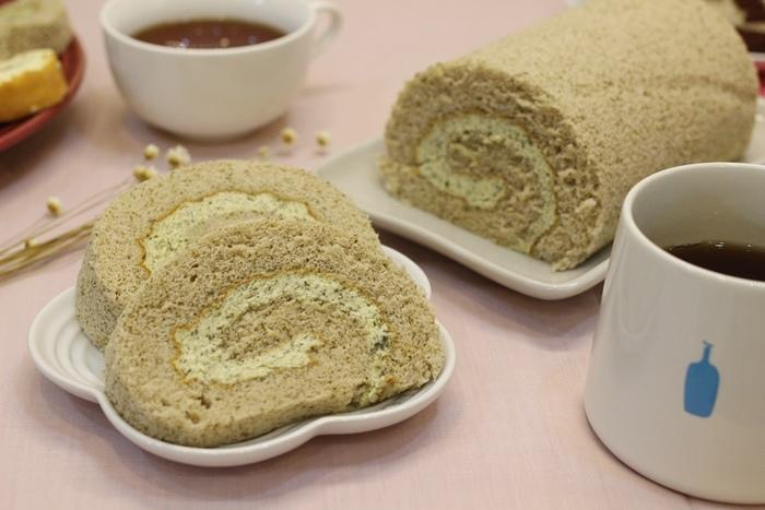 小茶栽堂-小茶捲-最文青氣質彌月蛋糕彌月禮好選擇-黃槴烏龍茶小茶捲-巧克力烏龍茶捲-蜂蜜紅茶-北海道 (22)