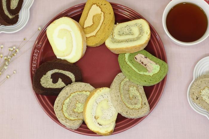 小茶栽堂-小茶捲-最文青氣質彌月蛋糕彌月禮好選擇-黃槴烏龍茶小茶捲-巧克力烏龍茶捲-蜂蜜紅茶-北海道 (17)