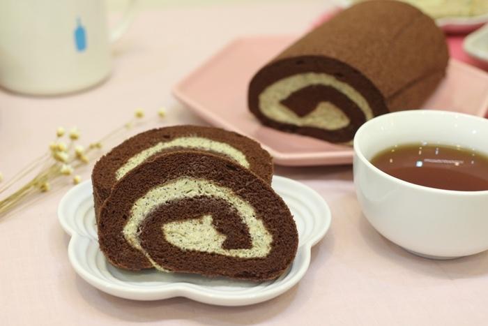 小茶栽堂-小茶捲-最文青氣質彌月蛋糕彌月禮好選擇-黃槴烏龍茶小茶捲-巧克力烏龍茶捲-蜂蜜紅茶-北海道 (18)