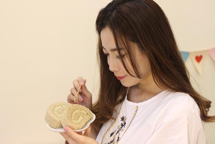 小茶栽堂-小茶捲-最文青氣質彌月蛋糕彌月禮好選擇-黃槴烏龍茶小茶捲-巧克力烏龍茶捲-蜂蜜紅茶-北海道 (30)
