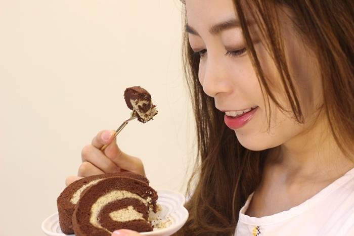 小茶栽堂-小茶捲-最文青氣質彌月蛋糕彌月禮好選擇-黃槴烏龍茶小茶捲-巧克力烏龍茶捲-蜂蜜紅茶-北海道 (48)
