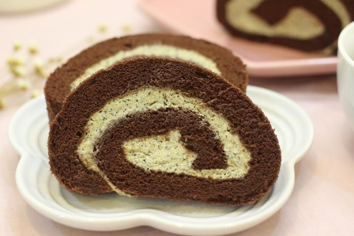 小茶栽堂-小茶捲-最文青氣質彌月蛋糕彌月禮好選擇-黃槴烏龍茶小茶捲-巧克力烏龍茶捲-蜂蜜紅茶-北海道 (19)