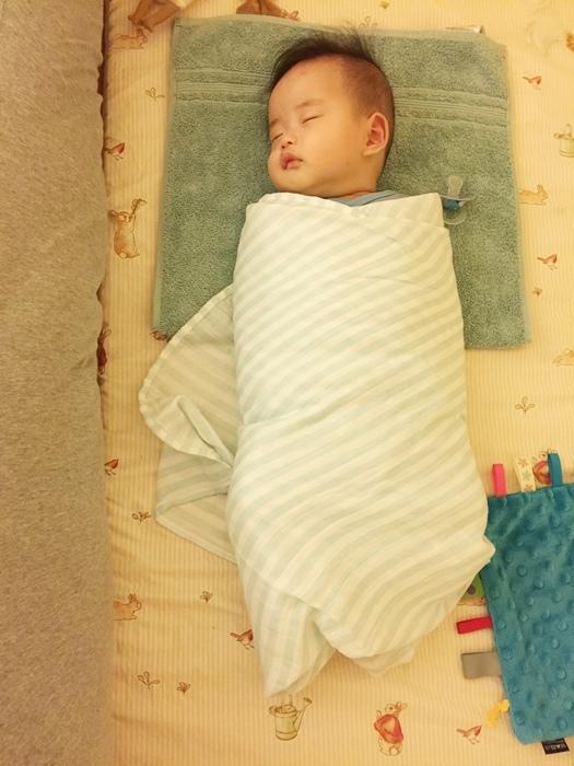 costco 包巾 育嬰好物 好物推薦 swaddle designs 嬰兒包巾 a+a包巾 (9)
