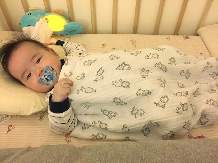 costco 包巾 育嬰好物 好物推薦 swaddle designs 嬰兒包巾 a+a包巾 (19)