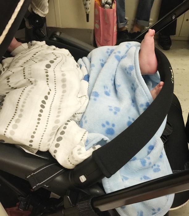 costco 包巾 育嬰好物 好物推薦 swaddle designs 嬰兒包巾 a+a包巾 (13)